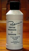 8 oz Bottle of Rosini's Furniture Polish